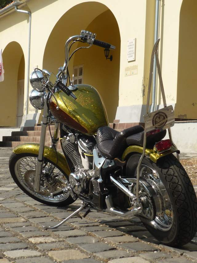 Choppers Honda Shadow Vt Steed Spirit Aero Sabre